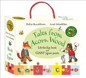 Tales from Acorn Wood Book and Jigsaw Gift Set - Donaldson, Julia