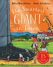 Smartest Giant : 15th Anniversary - Donaldson, Julia
