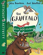Gruffalo Sticker Book - Donaldson, Julia