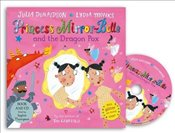 Princess Mirror-Belle and the Dragon Pox: Book and CD Pack - Donaldson, Julia