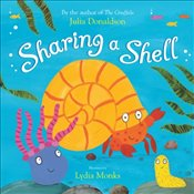 Sharing a Shell Big Book - Donaldson, Julia