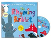 Rhyming Rabbit Book and CD Pack - Donaldson, Julia