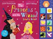 Princess and the Wizard (Sound book) - Donaldson, Julia