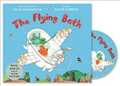 Flying Bath: Book and CD Pack - Donaldson, Julia