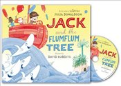 Jack and the Flumflum Tree Book and CD Pack (Book & CD) - Donaldson, Julia
