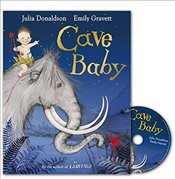 Cave Baby Book and CD Pack - Donaldson, Julia