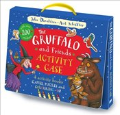 Gruffalo and Friends Activity Case - Donaldson, Julia