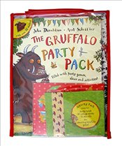 Gruffalo Party Pack - Donaldson, Julia