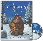 Gruffalos Child Book and CD Pack (Book & CD) - Donaldson, Julia