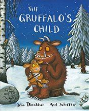 Gruffalos Child Big Book - Donaldson, Julia