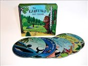 Gruffalo and Friends (CD box set) - Donaldson, Julia