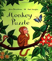 Monkey Puzzle Big Book - Donaldson, Julia