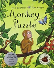 Monkey Puzzle Book and CD Pack (Book & CD) - Donaldson, Julia