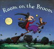 Room on the Broom Big Book - Donaldson, Julia