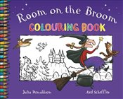 Room on the Broom Colouring Book - Donaldson, Julia