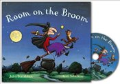 Room on the Broom Book and CD Pack - Donaldson, Julia