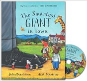 Smartest Giant in Town Book and CD Pack - Donaldson, Julia