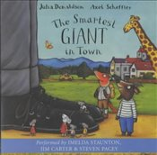 Smartest Giant in Town - CD - Donaldson, Julia