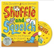 Shuffle and Squelch: Book and CD Pack - Donaldson, Julia