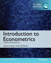 Introduction to Econometrics 3e PGE : Update with MyEconLab - Stock, James H.