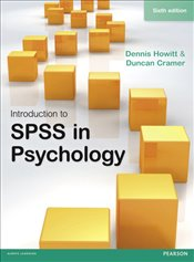 Introduction to SPSS in Psychology 6e - Howitt, Dennis