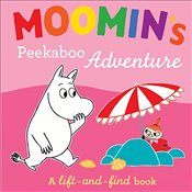 Moomins Peekaboo Adventure: A Lift-and-Find Book - Jansson, Tove