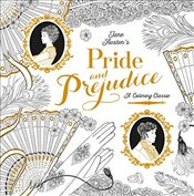 Pride and Prejudice: A Coloring Classic - Carroll, Chellie