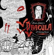 Dracula: A Coloring Classic - Carroll, Chellie