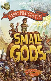 Small Gods: A Discworld Graphic Novel (Discworld Graphic Novels) - Pratchett, Terry