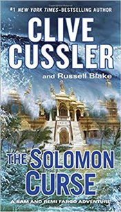 Solomon Curse (Sam and Remi Fargo Adventure) - Cussler, Clive