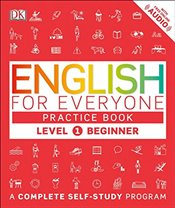 English for Everyone: Level 1: Beginner, Practice Book - DK,