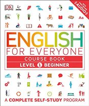 English for Everyone: Level 1: Beginner, Course Book - DK,