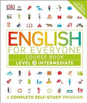 English for Everyone: Level 3: Intermediate, Course Book - DK,