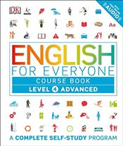 English for Everyone: Level 4: Advanced, Course Book - DK,