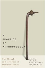 Practice of Anthropology : The Thought and Influence of Marshall Sahlins - Golub, Alex