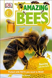DK Readers L2: Amazing Bees - DK Publishing
