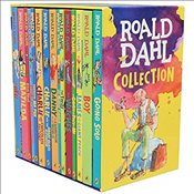 Roald Dahl 15 Book Story Collection   - Dahl, Roald