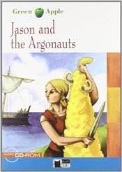 Green Apple : Jason and the Argonauts + Audio CD/CD-Rom - Kipling, Rudyard