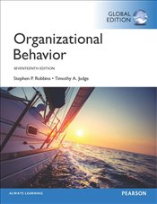 Organizational Behavior 17e w/MyManagementLab & Pearson eText - Robbins, Stephen P.