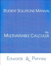 Multivariable Calculus: Student Solutions Manual - Edwards, C. Henry