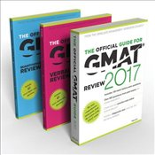 Official Guide to the GMAT Review 2017 Bundle + Question Bank + Video (Gmat Pack) - GMAC - Graduate Management Admission Council