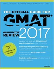 Official Guide for GMAT Quantitative Review 2017 with Online Question Bank and Exclusive Video - GMAC - Graduate Management Admission Council