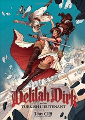 Delilah Dirk and the Turkish Lieutenant - Cliff, Tony