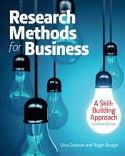 Research Methods for Business 7e : A Skill Building Approach - Sekaran, Uma