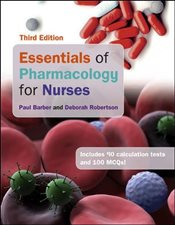 Essentials of Pharmacology for Nurses 3e - Barber, Paul