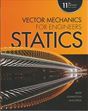 Vector Mechanics for Engineers 11e : Statics : SI Units - Beer, Ferdinand Pierre