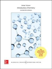Introductory Chemistry 1e ISE : An Atoms First Approach - Burdge, Julia