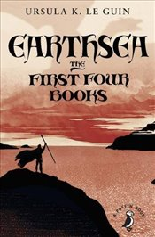 Earthsea : The First Four Books - Le Guin, Ursula K.