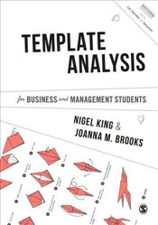 Template Analysis for Business and Management Students  - King, Nigel
