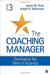 Coaching Manager : Developing Top Talent in Business - Hunt, James M.